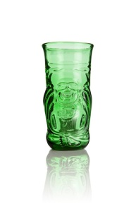 Lucky Buddha Glass