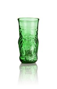 Lucky Buddha Glass