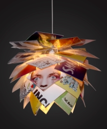 Magazine med lys