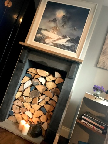 logs&painting