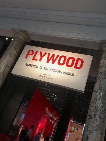 plywoodenterance